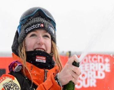 Snowboardkampioene Estelle Balet (21) dood in lawine