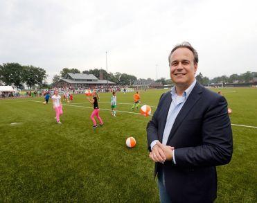 Voorzitter van SV Brandevoort  Roland Koster overleden