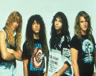 Voormalig Megadeth-drummer sterft op podium