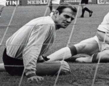 Voormalig Ajax- en PSV-doelman Gert Bals (79) overleden