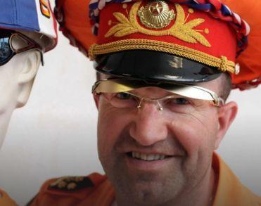 'Oranje Generaal' Winfried Witjes overleden