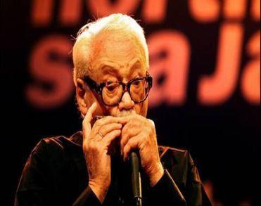 Mondharmonica-legende Toots Thielemans (94) overleden