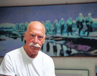 Zutphense kunstenaar Martien de Kler overleden