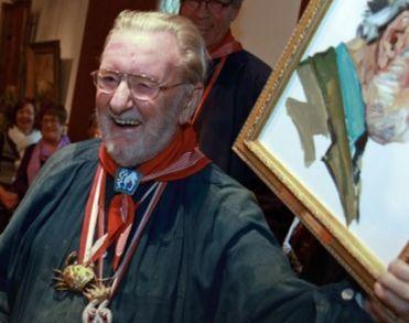 Kees Becht (99), boegbeeld van de vastenavend in Bergen op Zoom, overleden