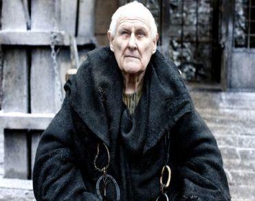 Game of Thrones-acteur Peter Vaughan (93) overleden