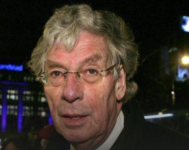 Striptekenaar Peter van Straaten (81) overleden