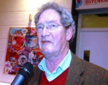Oud-docent en -conrector JBC Vincent Verstappen (67) overleden
