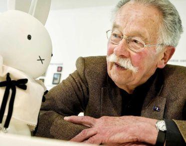 Tekenaar Dick Bruna (89) overleden