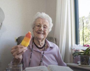 Mevrouw Toenink, oudste inwoner Overijssel, overleden