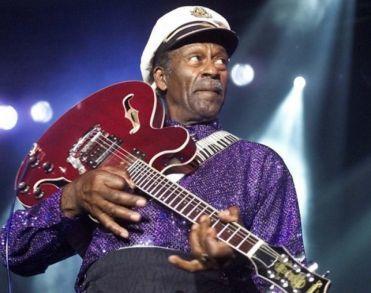 Rock and Roll-legende Chuck Berry (90) overleden