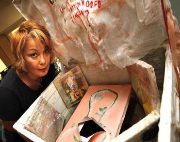 Tuilse kunstenares Joyce Bloem (66) overleden