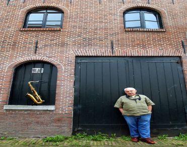 Utrechtse jazzgrootheid Gijs Hendriks overleden