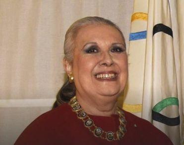 Modeontwerpster Laura Biagiotti overleden
