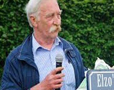 Oer-voetbalvoorzitter en raadslid Elzo Veldman overleden