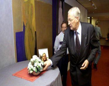 Oud-burgemeester Haije Sybesma overleden