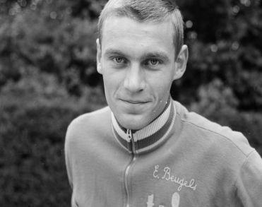 Oud-wielrenner Eddy Beugels (73) overleden