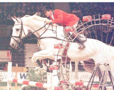 Springruiter Willi Melliger (64) overleden