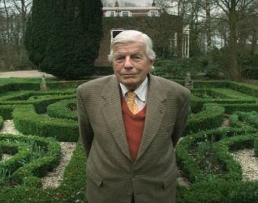 Jonkheer Cees van Eysinga (94) overleden