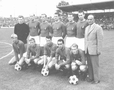 Oud-speler en oud-directeur van FC Twente Johan Plageman overleden
