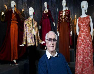 Franse mode-ontwerper Hubert de Givenchy (91) overleden