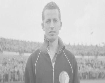 Oud-Feyenoorder Henk Schouten (86) overleden