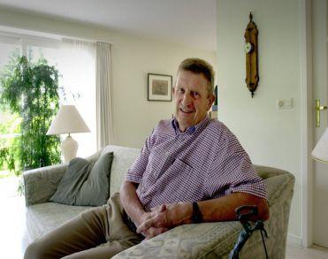 In Vught geboren oud-wethouder Piet Rossou op 78-jarige overleden