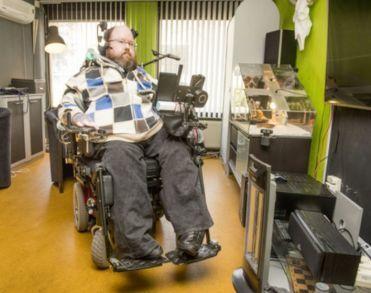 Zieke Martijn uit Breda die het opnam tegen zijn zorginstelling, is overleden