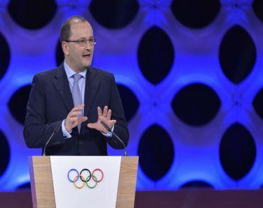 IOC-lid Patrick Baumann (51) overleden na hartaanval
