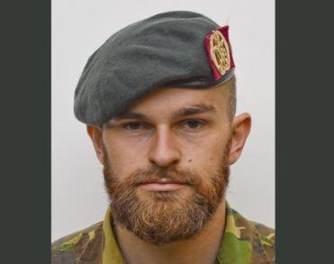 Korporaal Mark Ruben overleden na oefening in zwembad