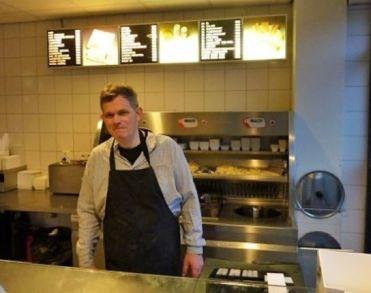 Menno 'patat' Jansma overleden