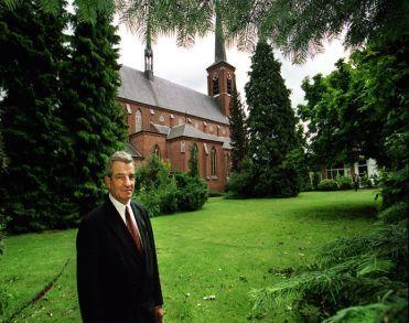 Pastoor van Westerhoven (85) in zijn slaap overleden