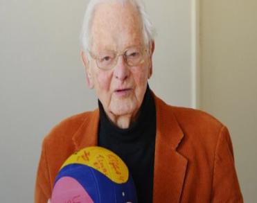 Oudste Nederlandse olympiër Hans Maier (102) overleden