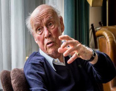 Oorlogsspion Bram Grisnigt (95) overleden