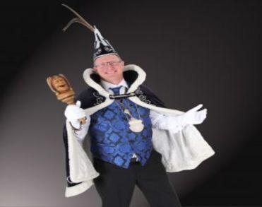 Ex-Prins Carnaval Someren-Eind Marcel van de Voort overleden