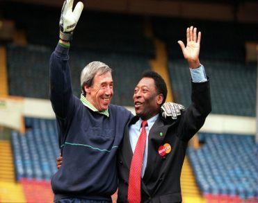Engelse keeperslegende Gordon Banks (81) overleden