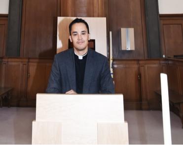 Remco Robinson (39) van Oud-Katholieke Kerk in Middelburg overleden