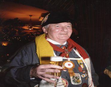 Oeteldonker en mede-oprichter van Hockeyclub Berlicum, Toon Hurkens, overleden