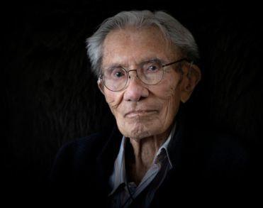Dick Büchel van Steenbergen die atoombom overleefde is op 99-jarige leeftijd overleden