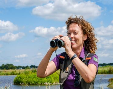 Geliefde boswachter Jenny van Leeuwen (41) plotseling overleden