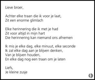 Ongebruikt Ruben Terpstra | Mensenlinq.nl - de Weekkrant | Overlijden, nieuws HT-32