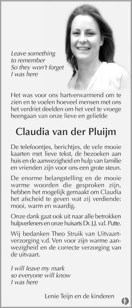 claudia van der pluijm 08