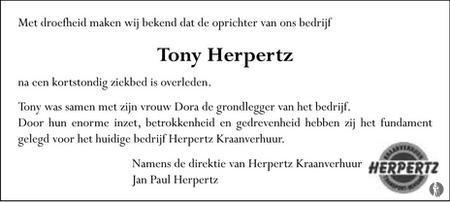 Herpertz facebook